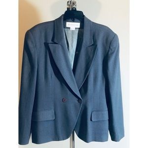 Women's 16 Vintage JONES NY Blazer Jacket